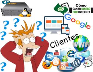 confundido en el enfoque web de su empresa o negocio